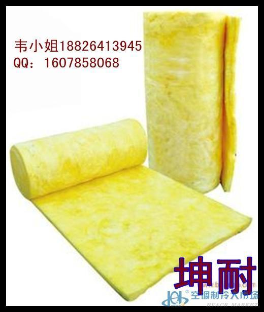 中阳玻璃棉毡容重 保温棉