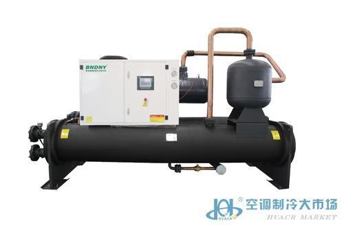 鹤岗水源热泵