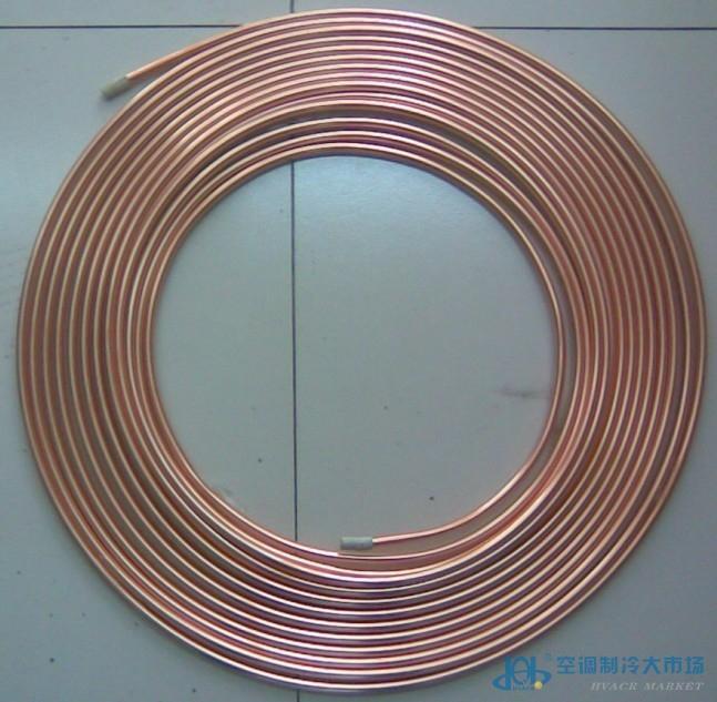 北京脱脂铜管