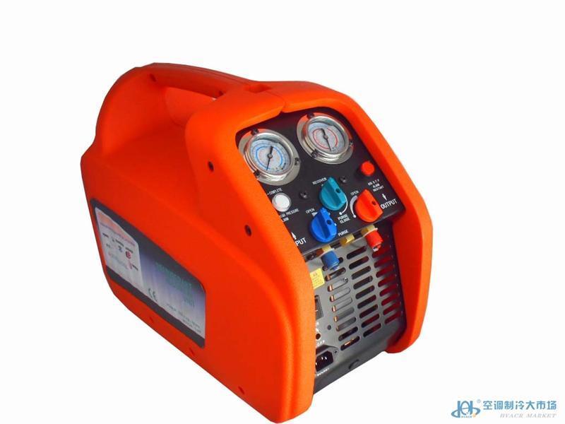 双缸冷媒回收机,雪种回收加注机