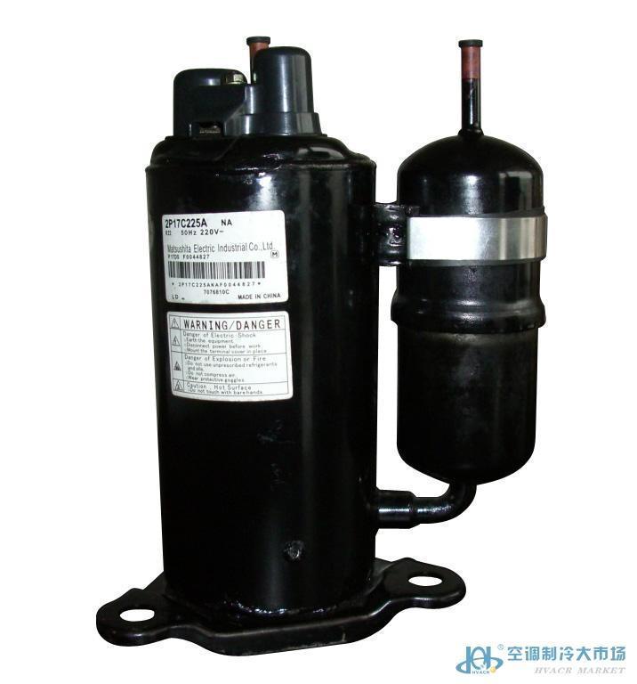 松下压缩机2V42S空调/热泵压缩机