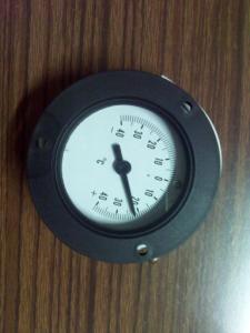 冷库温度表60MM机械式温度表