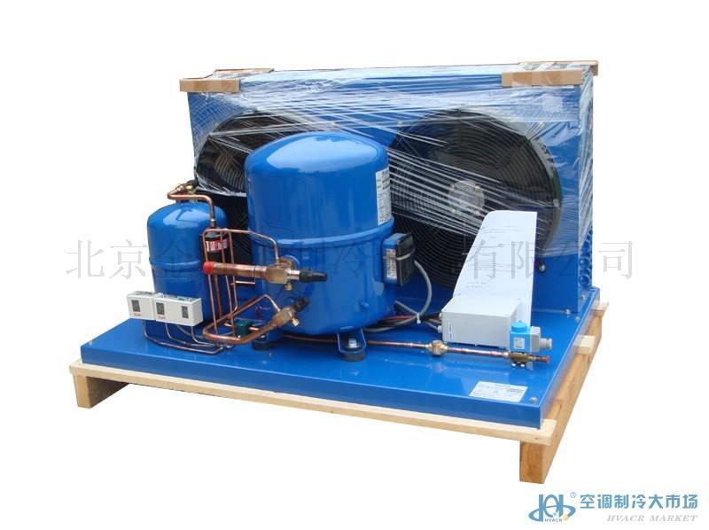 正品法国美优乐5P冷库机组MT64制冷机组/冷冻库机组/保