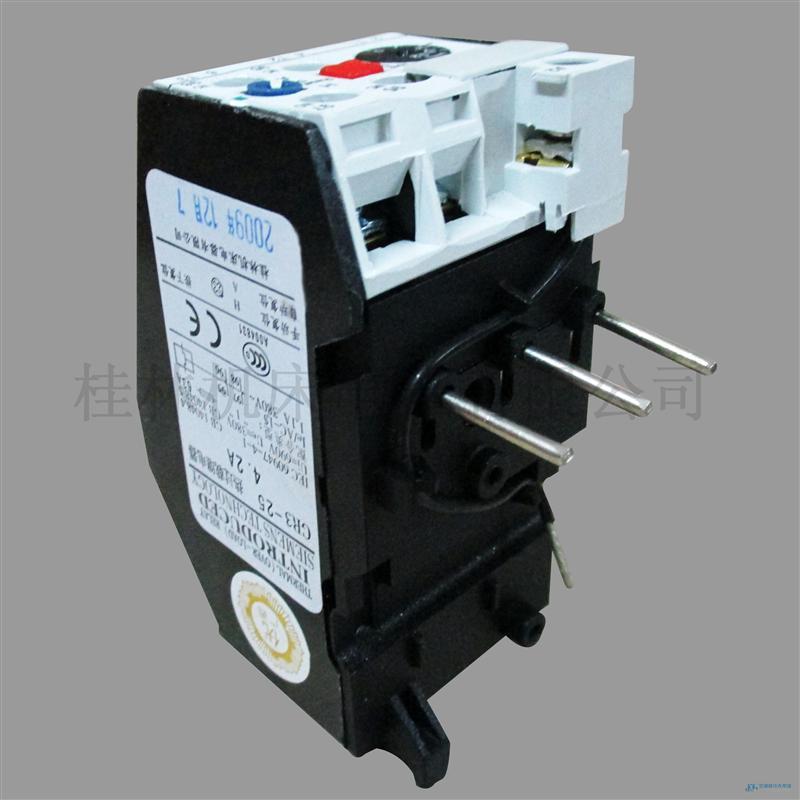 桂器GR3-25热过载继电器