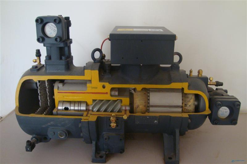 中央空调、水地源热泵