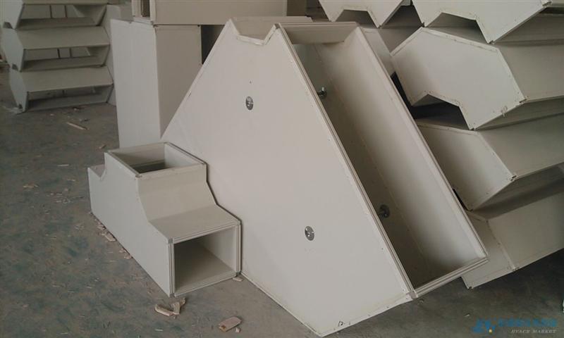 空调双面彩钢板玻璃棉复合风管