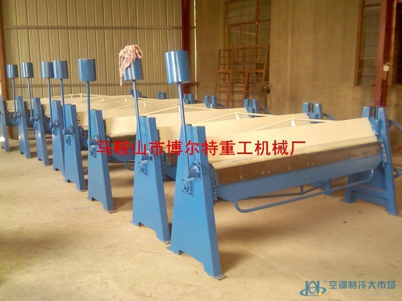 新型2米手动折边机厂家价格