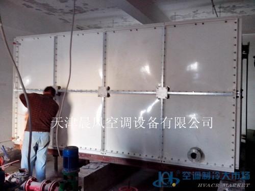 天津膨胀玻璃钢水箱 玻璃钢水箱