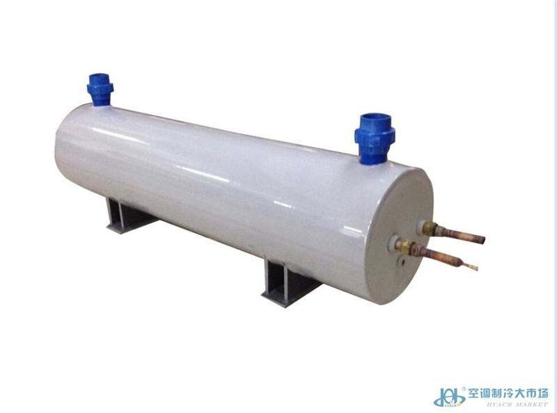 纯钛蒸发器(卧式)
