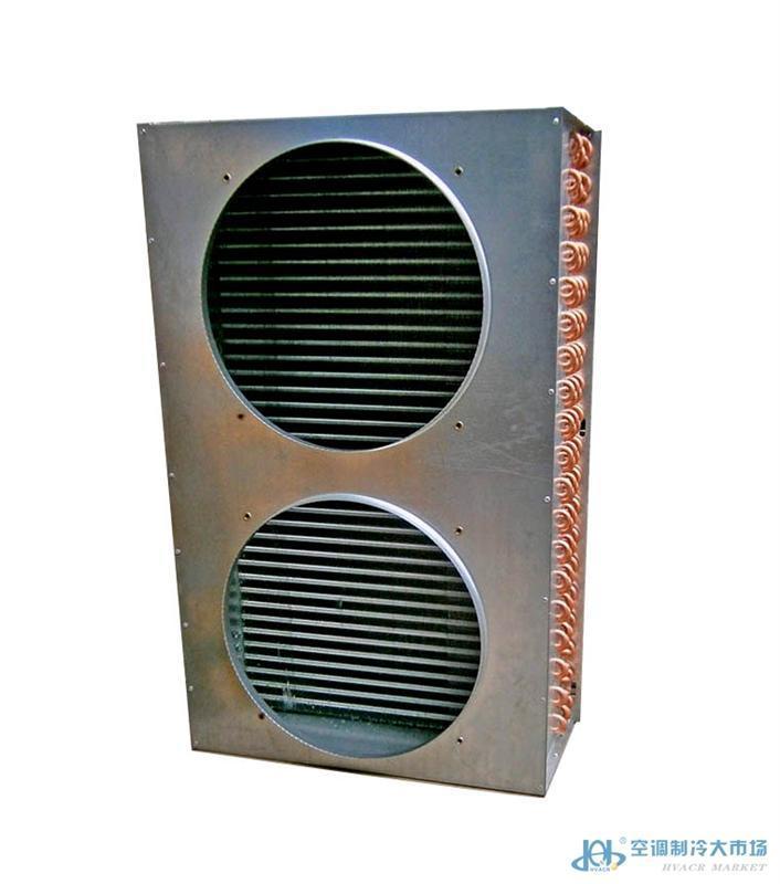 风冷式冷凝器,V型,L型,直板型