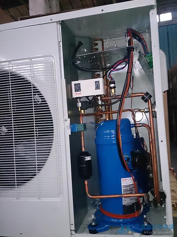 丹佛斯冷冻涡旋箱式机组