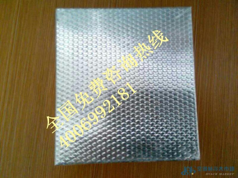 玻镁双面铝箔复合风管价格