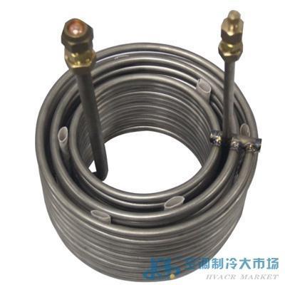 纯钛管浸管型蒸发器