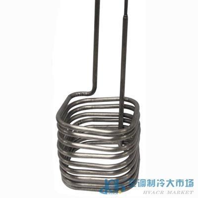 开放式浸管型蒸发器