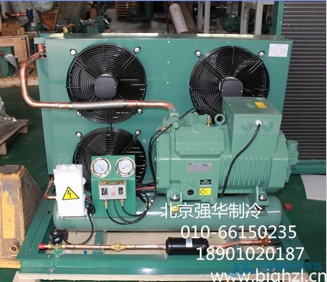 原装德国比泽尔4PCS-15.2制冷机组/工业冷水机组/冷库