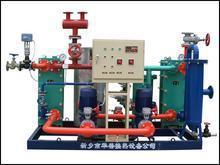 板式汽--水生活用水换热机组
