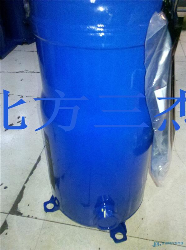 百福马空调压缩机 R22 SM161T4VC 13P 涡旋 焊口