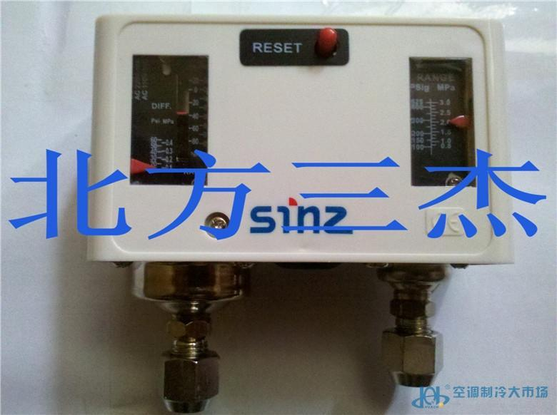 上海鑫仕压力控制器 P606HME 手动