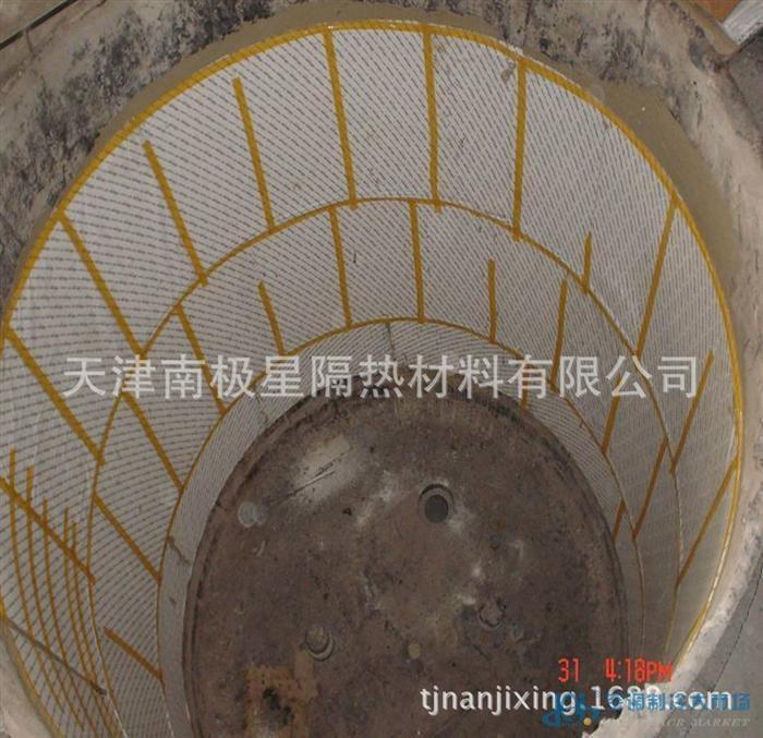钢包冶金耐高温保温隔热材料纳米级无机陶瓷纤维耐火纤