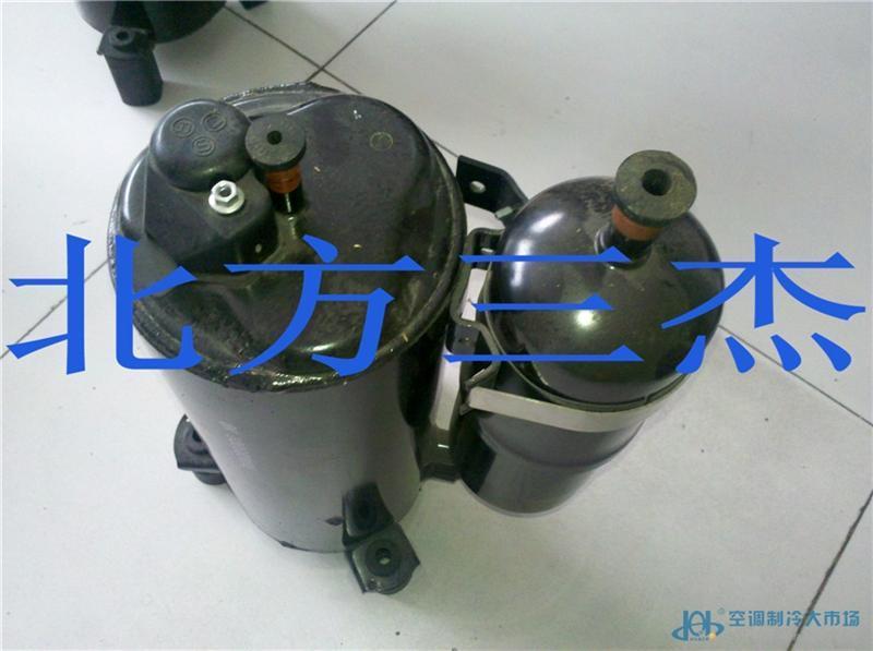 松下空调压缩机 R22 2V47W385 380V 3P 转子式