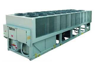 麦克维尔自然冷却风冷螺杆冷水机组