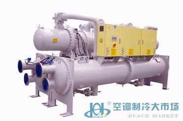 LG 螺杆式水源热泵机组