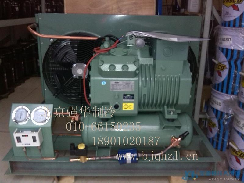 杭州比泽尔4DC-7.2冷库机组、保鲜机组、7P机组