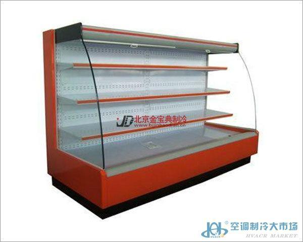 标准风幕柜北京风幕柜天津风幕柜水果风幕柜特价优惠风