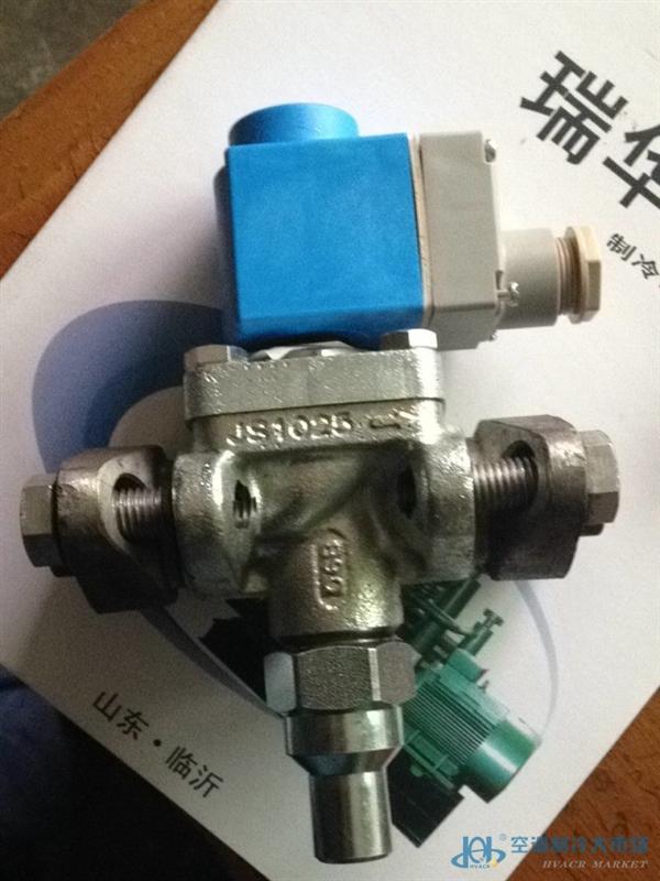 JS1025电磁阀,瑞华制冷配件批发