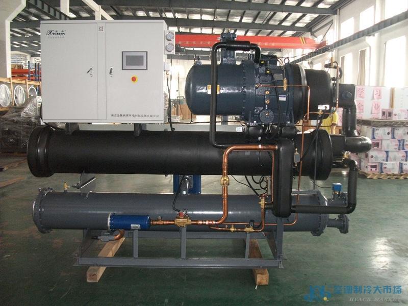 汉中螺杆工业冷水机组