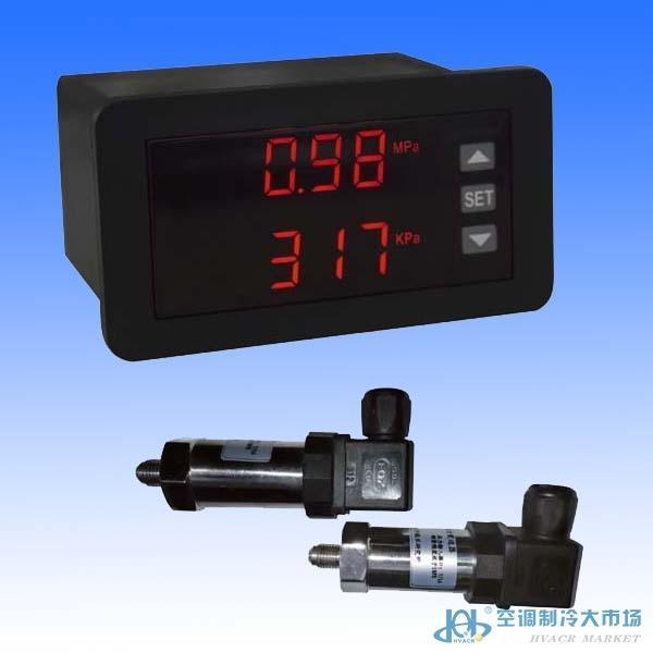 黄石先达YK-1000型双屏显示压力控制器