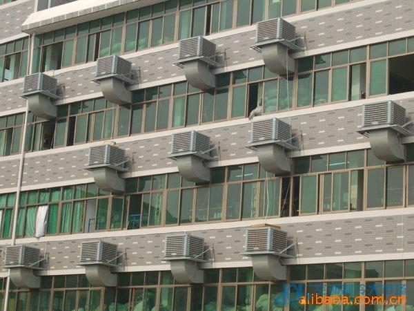 环保空调 通风管道 广东地区的市场有专门的设计研发冷