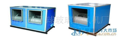 DBF型低噪声风机箱
