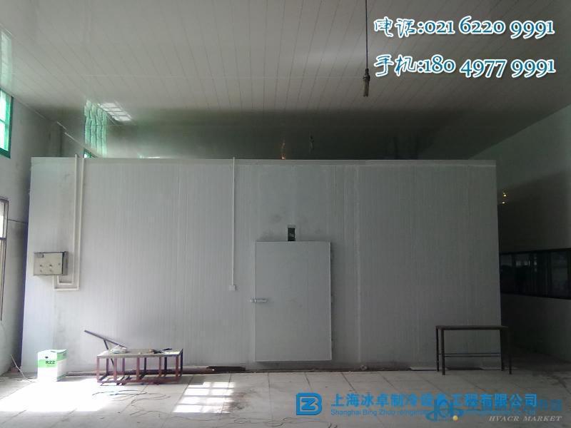 上海地区小型冷冻库、冷库报价、冷库及机组设备安装