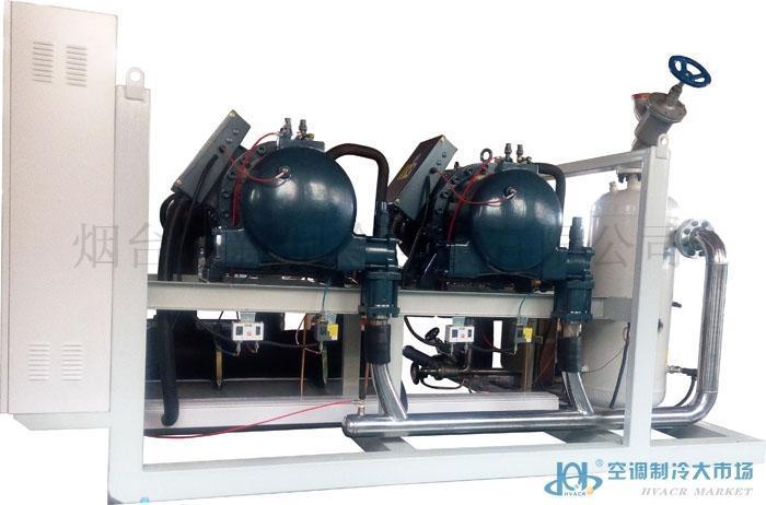 汉钟低温螺杆制冷机组/凝新制冷并联机组