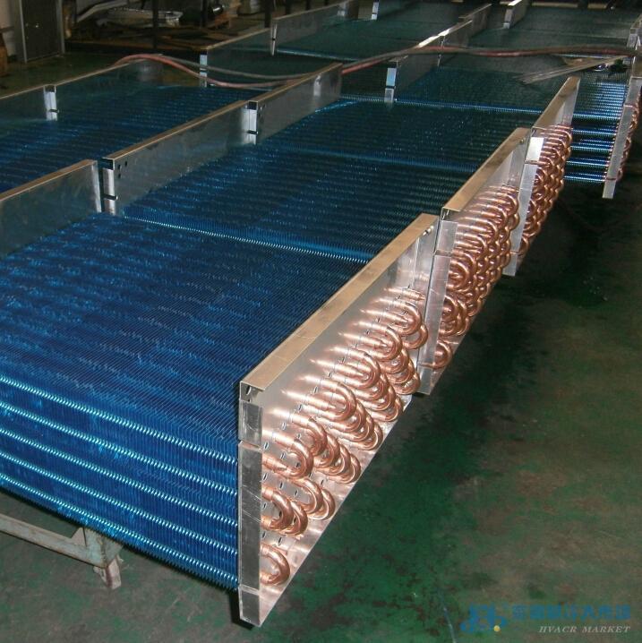 冷库冷冻蒸发器 散热器 工业空调翅片式散热片