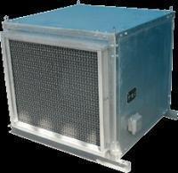 DZF×2-50C型多机组低噪声风机箱