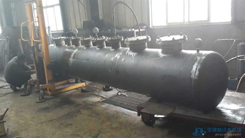 定做【DN700分集水器】暖通【工程分集水器】