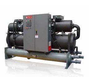 天加水冷模块化冷(热)水机组
