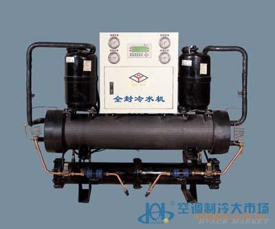 空调配套冷水机,空调冷水机