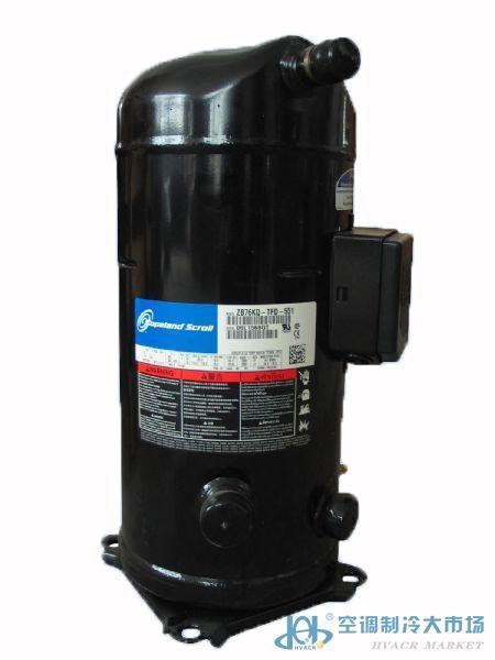 艾默生谷轮全封涡旋ZR81KC-TFD-522 空调压缩机