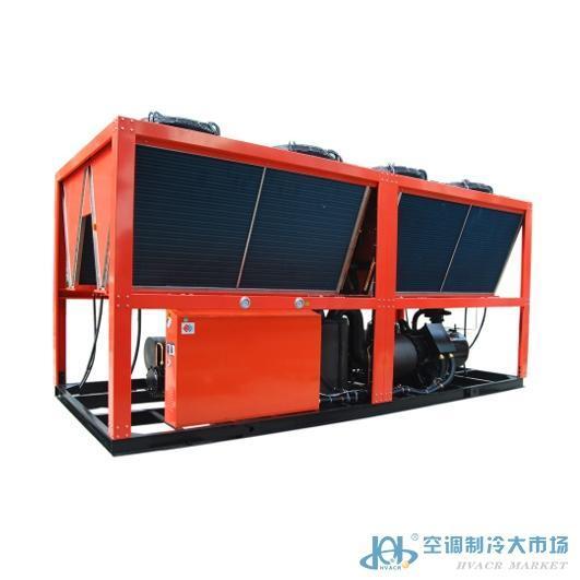 冷回收智能热水机组