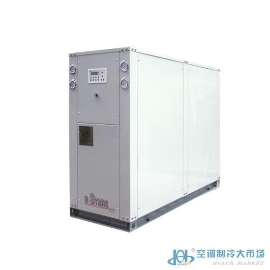 涡旋式工业冷水机组