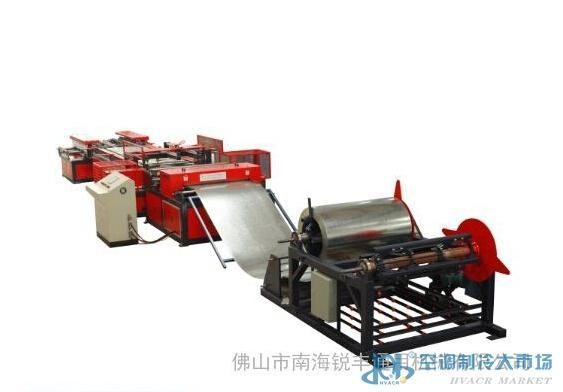 矩形风管生产线批发 成都全自动风管生产线