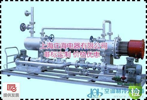 节能型导热油加热器