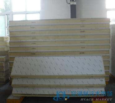 天津聚氨酯冷库板价格;聚氨酯保温板价格