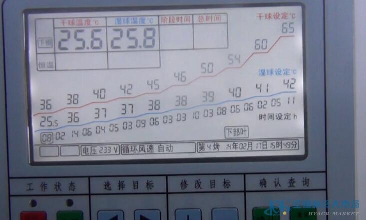 大枣 烟草 玫瑰花烘干机智能控制器