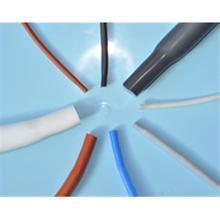 耐高温柔软型耐磨硅胶热缩管适用于空调配件绝缘耐磨用