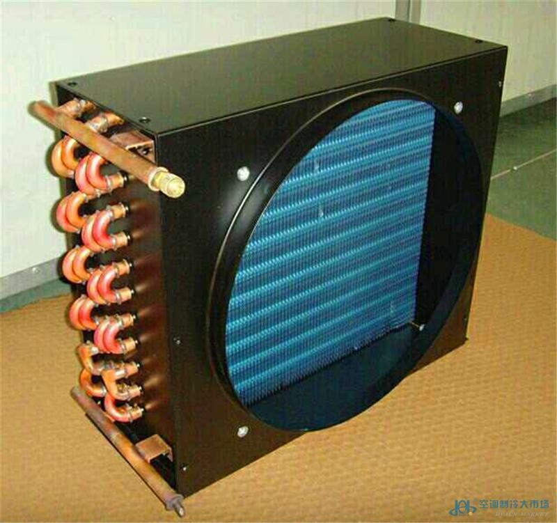 表冷器 翅片式冷凝器 换热器 蒸发器 散热器 水盘管OEM
