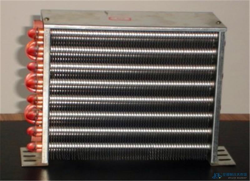 翅片式冷凝器 风冷冷凝器 中央空调冷凝器